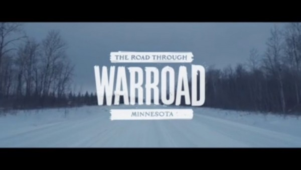 Road Through Warroad